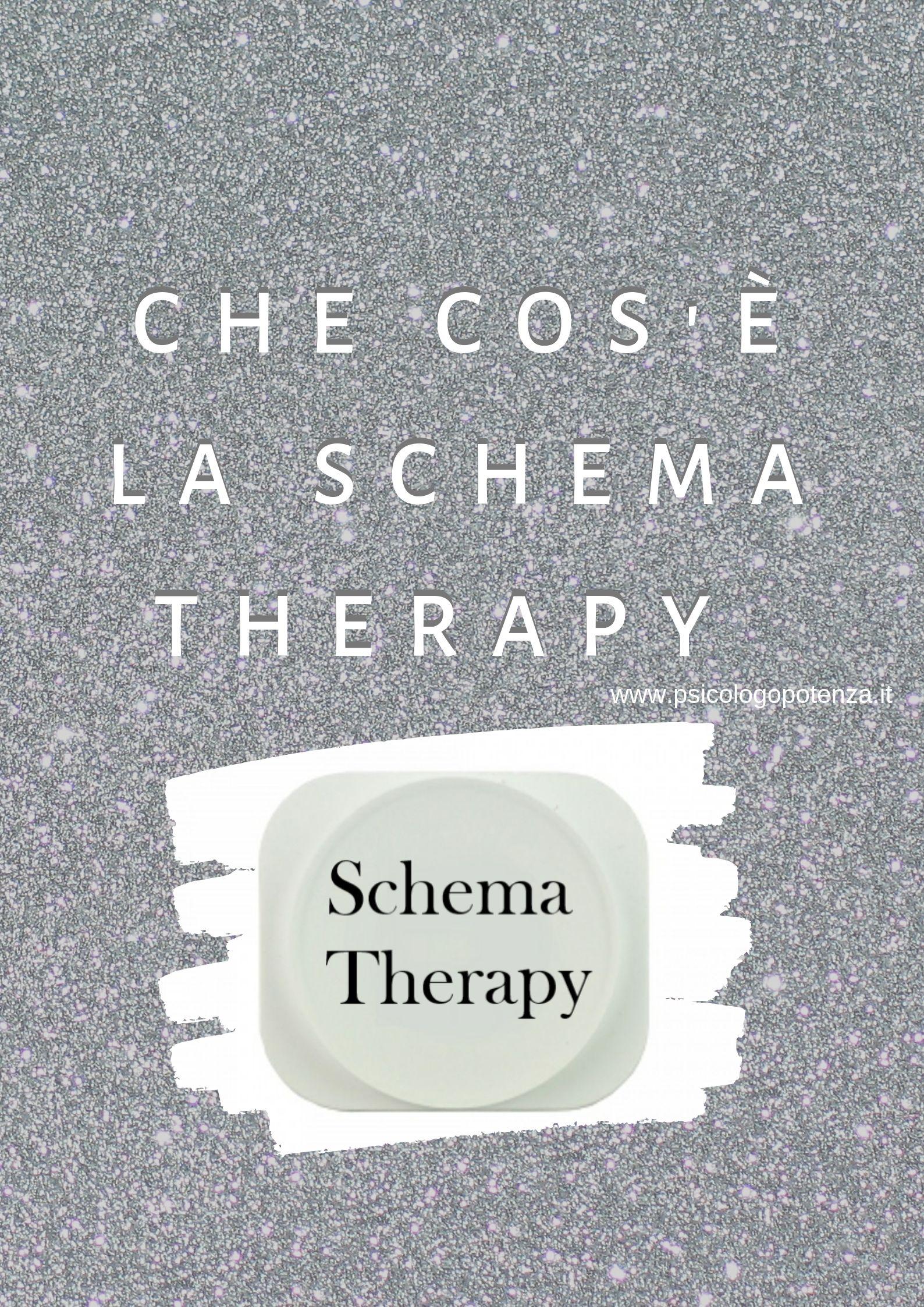 Spiegazione di cosa sia la Schema Therapy di Jeffrey Young